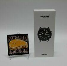 Brand New Samsung Galaxy Watch3 (45mm) Mystic Black (Bluetooth) - No Straps