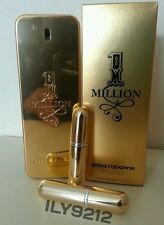 Paco Rabanne 1 One Million Eau De Toilette Para Hombre 5ml Spray Fragancia Spray A1