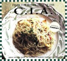 From the Recipe Files of the C. I. A.: Great Recipes