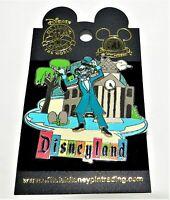 Disney Trading Pin Retro Disneyland 50th Anniversary Haunted Mansion / Ghost