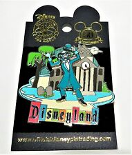 Disney Retro Disneyland 50th Anniversary Haunted Mansion Hitchhiking Ghost Pin