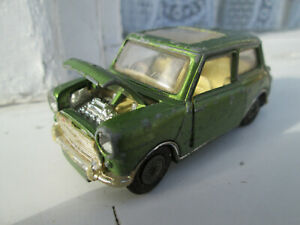 CORGI MINI COOPER S  UN BOXED