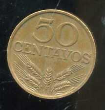 PORTUGAL  50 centavos 1978  ( etat )