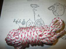 Starterschnur Anreißseil für Handstarter Rotax 277 377 447 503 e.t.c.