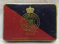 Vintage Muratti Ariston Gold Tin