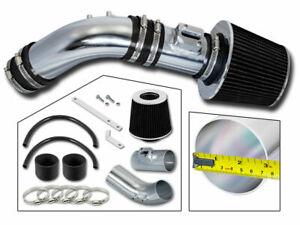 Short Ram Air Intake Kit+BLACK Filter for 04-07 Honda Accord 2.4L L4 DX/LX/EX/SE