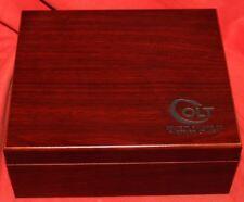 Colt Firearms Cigar Humidor