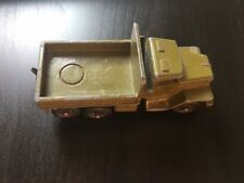 Vintage Russian/urss military Truck, playing Toy/Juguete militar para coleccionistas