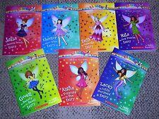 Rainbow Magic Books ~ The Fairy Tale Fairies (7)  #s 1-7 by Daisy Meadows