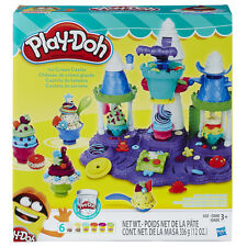 Play-Doh Ice Cream Castle Playset NEW