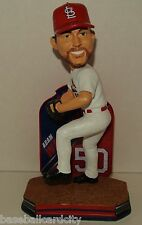 2016 Forever Collectibles St. Louis Cardinals Adam Wainright Bobblehead #'d/66