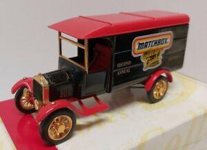 Matchbox Collectibles YYM 38030  1926-er Ford Midel TT neu in Ovp!
