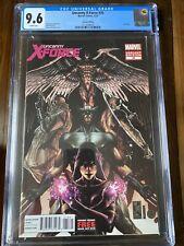 Uncanny X-Force #35 CGC 9.6 SIMONE BIANCHI 1:50 VARIANT Marvel Wolverine