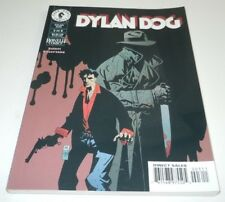 Dylan Dog #3 Comic Dark Horse Bonelli 1st Print First Mike Mignola Cover Art