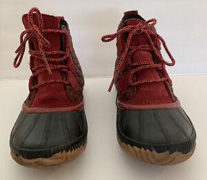 Sorel Women's Out N About Waterproof Boots. Model NL 2339-678. US Size 7 EUR 38