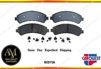 SCD988 FRONT Ceramic Brake Pads Fits 03 GMC Sonoma