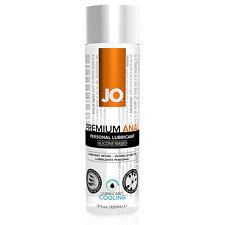 System JO Anal Silky Cool Silicone Lubricant For Adult Anal Lube 120ml HE25089