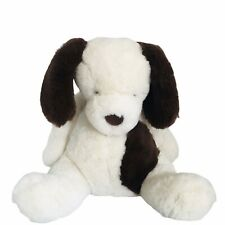 Jellycat Puffles Puppy Dog White and Brown New with Tag