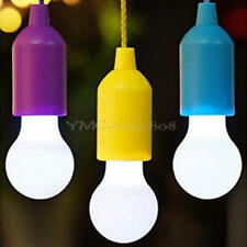 LED Light On A Rope Colour Change Lightbulb Bulb Battery Operated 1 Pcs