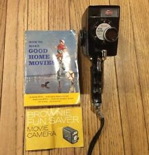 Vintage KODAK BROWNIE Fun Saver Movie Camera