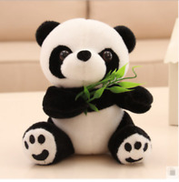 Panda Bear Standing Stuffed Animal Plush Soft Toys for Baby 9cm Cute Gift