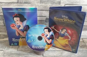 Disney Snow White and The Seven Dwarfs with O Ring Sleeve no Classics 1