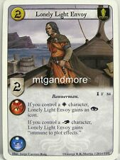 A game of thrones LCG - 1x solitario light envoy #084 - The Prize of the North