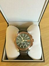 GUCCI GENUINE GENTS CHRONOGRAPH WATCH MODEL 101.2 NEW BOXED RRP £1200
