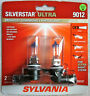 NEW Sylvania Silverstar ULTRA 9012 (HIR2) Headlight - 2 Bulbs   **FREE SHIP**