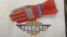 GUANTI SPARCO KART FAST TECH ROSSO MIS 8