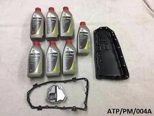 Automatic Transmission Service KIT & Oil Pan Dodge Caliber 2007-2012 ATP/PM/004A