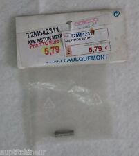 T2M 542311 axe piston M21 xp