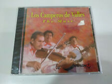 Los Camperos de Valles The Muse 1995 - CD - Nuevo