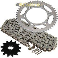 Drive Chain & Sprocket Kit Fits SUZUKI RM250 1989-1997 2001-2003