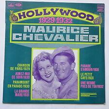 MAURICE CHEVALIER Hollywood 1929 1932 CHTX 240639 Photo GABIN