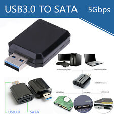 High Speed USB3.0 to SATA Converter Adapter 5Gbps for External 2.5 3.5 HDD Cable