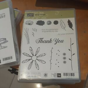 Daisy Delight (cling Mount) Stampin Up