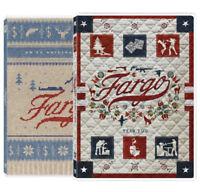 FARGO - STAGIONE 1 & 2 (8 DVD) COFANETTI PRIMA E SECONDA SERIE TV COMPLETA