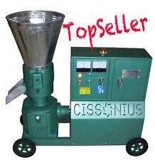 presse de pellets  PP200  7,5KW 200/6