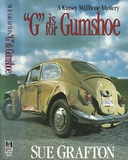 Sue Grafton - 'G' is for Gumshoe - 1st/1st