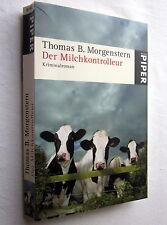 Buch - DER MILCHKONTROLLEUR - Thomas B. Morgenstern