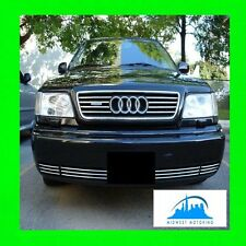 1995-2001 AUDI A6 CHROME TRIM FOR LOWER GRILLE C4 C5 95 96 97 98 99 00 01