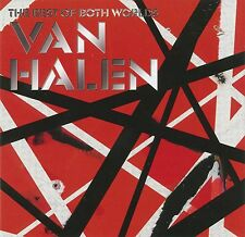 VAN HALEN The Best Of Both Worlds 2CD NEW Greatest Hits David Lee Roth