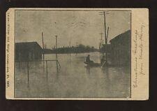 USA INDIANA 1907 FLOODS PPC JEFFERSONVILLE