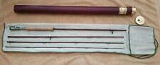 Orvis Zero Gravity 7wt 10' Fly Rod, 4 pc, Tip Flex, ONLY USED ONCE! MINT COND!