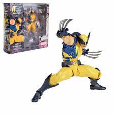 Kaiyodo No.005 Marvel X-Men Wolverine Amazing Yamaguchi Action Figures KO Toy