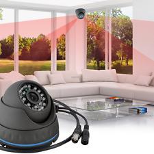 HD-AHD 2 MP 1080P OUTDOOR VANDAL DOME CAMERA 3.6MM SECURITY CCTV IR NIGHT VISION