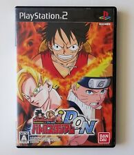 BATTLE STADIUM Dragonball One Piece Naruto [ Bandai ] Sony PlayStation 2 Japan