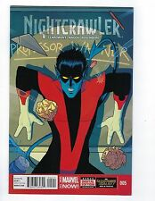 Nightcrawler # 5 1st Print NM Marvel (2014)
