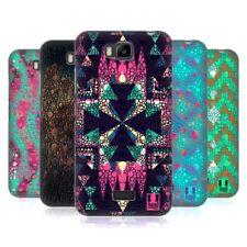 Fundas y carcasas Head Case Designs piel para teléfonos móviles y PDAs Huawei